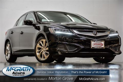 Certified Used Acura ILX 2.4L