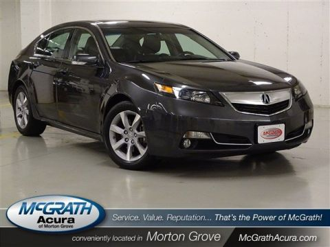 Certified Used Acura TL 4dr Sdn Auto 2WD