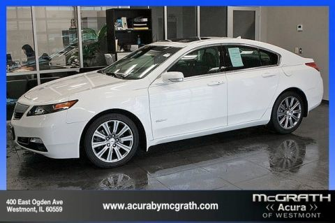 Certified Used Acura TL Special Edition