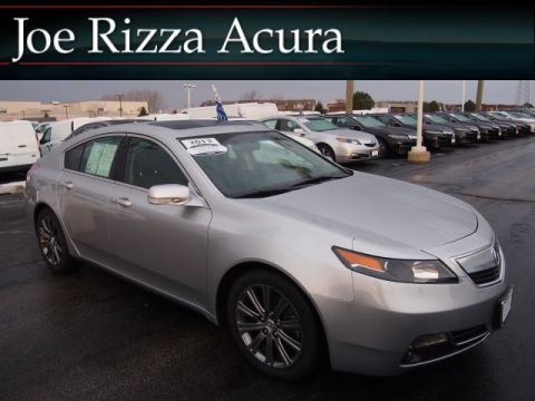 Certified Used Acura TL SE