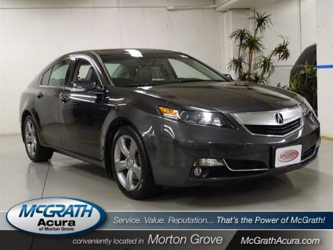 Certified Used Acura TL 4dr Sdn Auto 2WD Advance