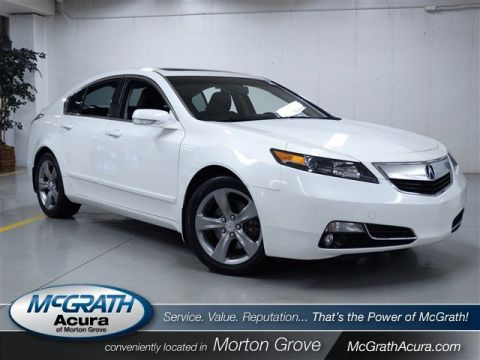 Certified Used ACURA TL Tech Auto
