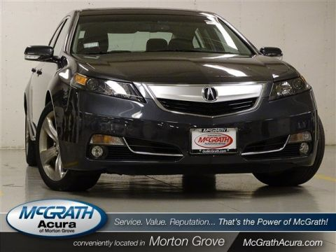 Certified Used Acura TL 4dr Sdn Auto SH-AWD Tech