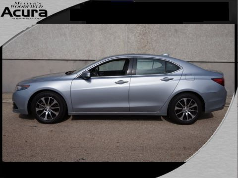Certified Used Acura TLX Base