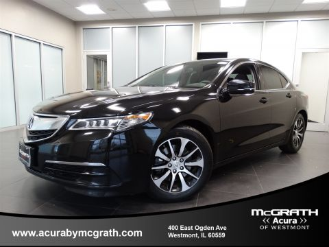 Certified Used Acura TLX