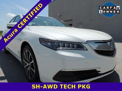 Certified Used Acura TLX SH-AWD TECH PKG
