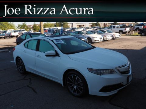 Certified Used Acura TLX Tech AWD