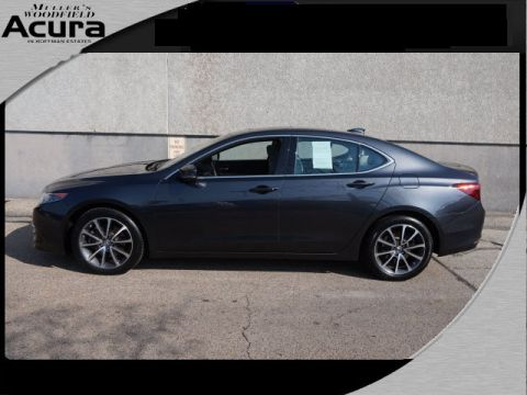 Certified Used Acura TLX SH-AWD V6 w/Tech