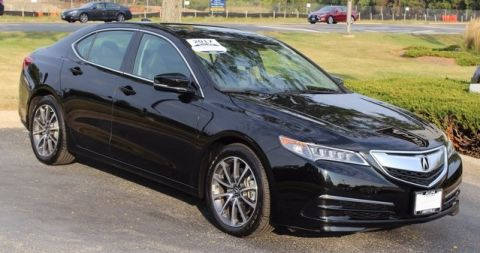 Certified Used Acura TLX 3.5L V6 SH-AWD w/Technology Package