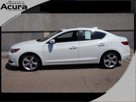 Certified Used Acura ILX 2.0L