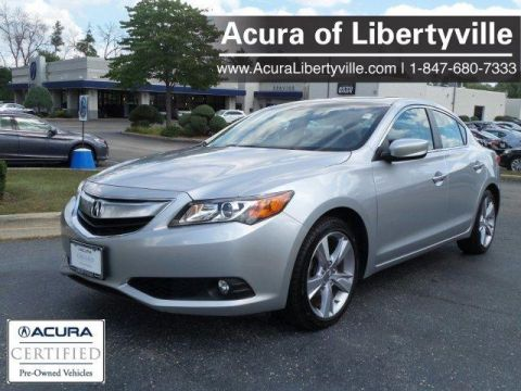 Certified Used Acura ILX 4dr Sdn 2.0L Tech Pkg