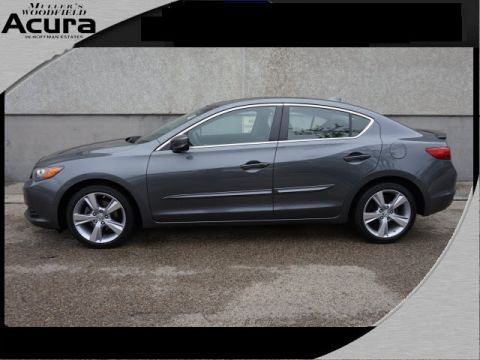 Certified Used Acura ILX 2.0L w/Tech
