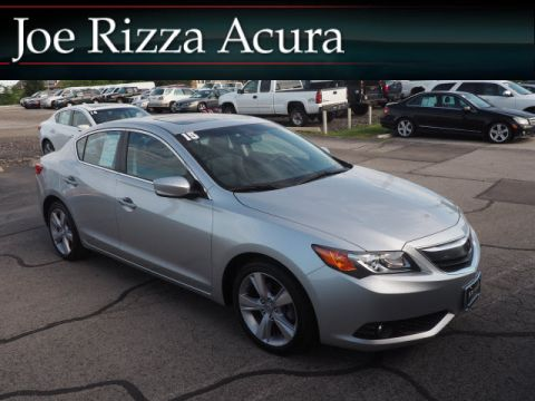 Certified Used Acura ILX Tech