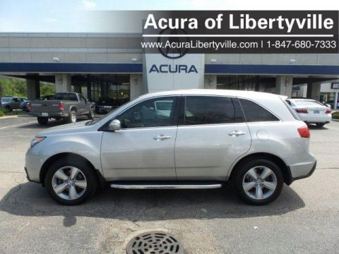 Certified Used Acura MDX AWD 4dr Tech Pkg