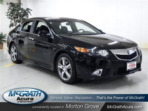 Certified Used Acura TSX 4dr Sdn I4 Man Special Edition