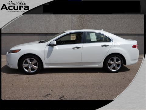 Certified Used Acura TSX w/Tech