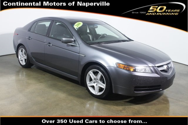 Certified Used Acura TL Base