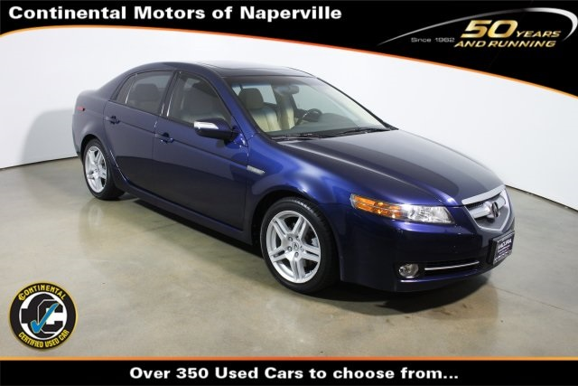 Certified Used Acura TL 3.2