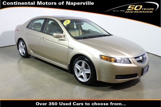 Certified Used Acura TL NAVIGATION