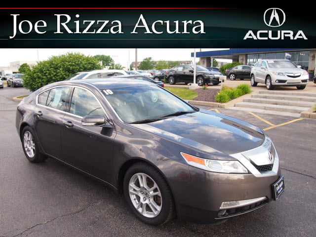 Certified Used Acura TL