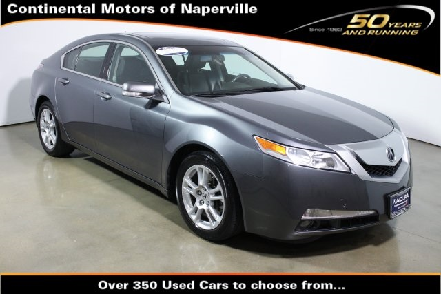 Certified Used Acura TL 3.5