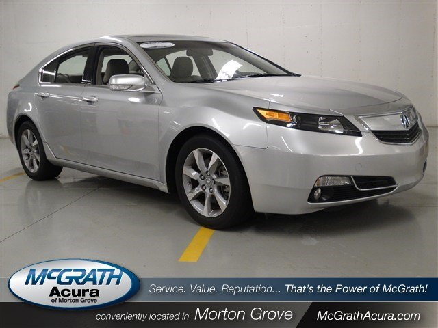Certified Used Acura TL Auto