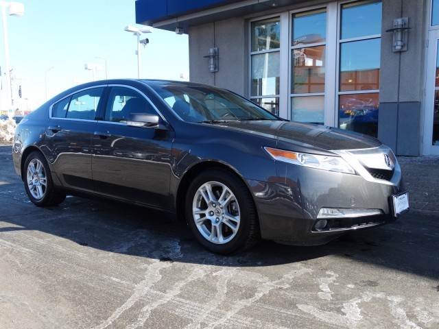 Certified Used Acura TL Sedan 4D