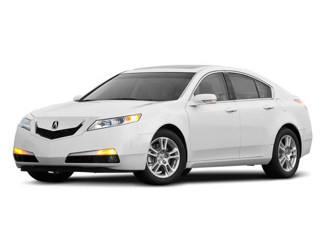 Certified Used Acura TL Tech