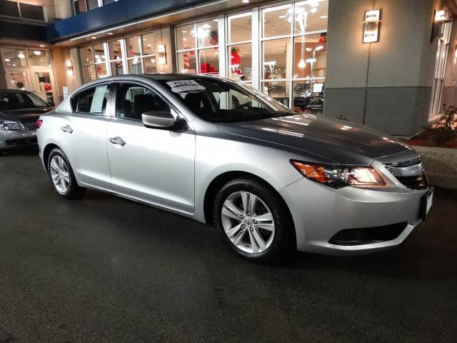 Certified Used Acura ILX 2.0L Sedan 4D