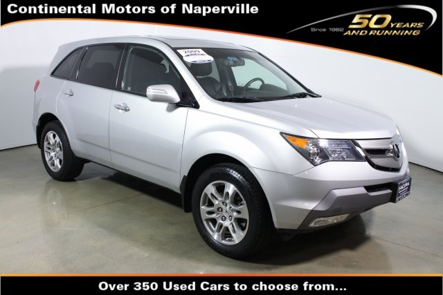 Certified Used Acura MDX 3.7L