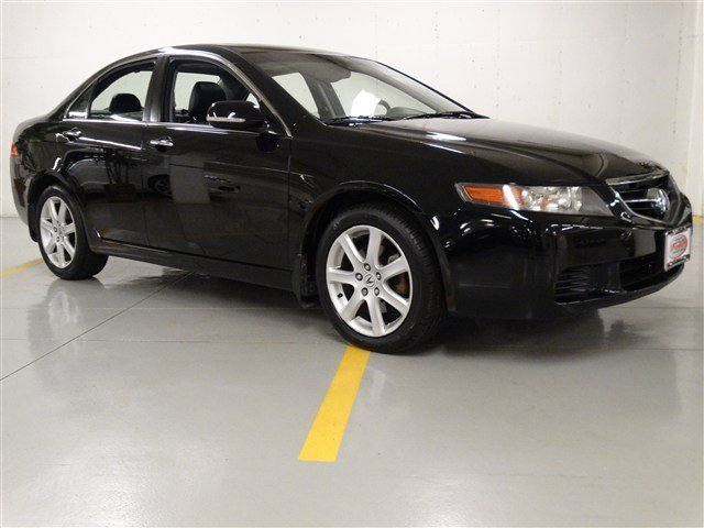 Certified Used Acura TSX 4DR SDN AT