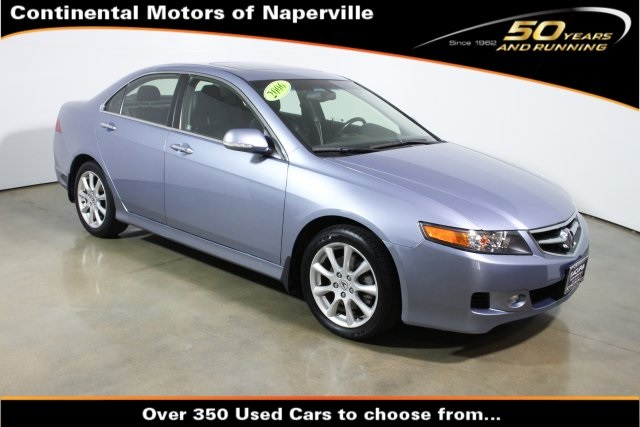 Certified Used Acura TSX Base