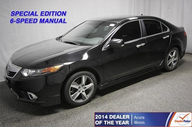 2012 Acura TSX Special Edition FWD 4dr Car - Chicagoland Acura Dealers Association