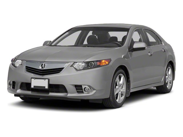 Certified Used Acura TSX 4DR SDN I4 AT