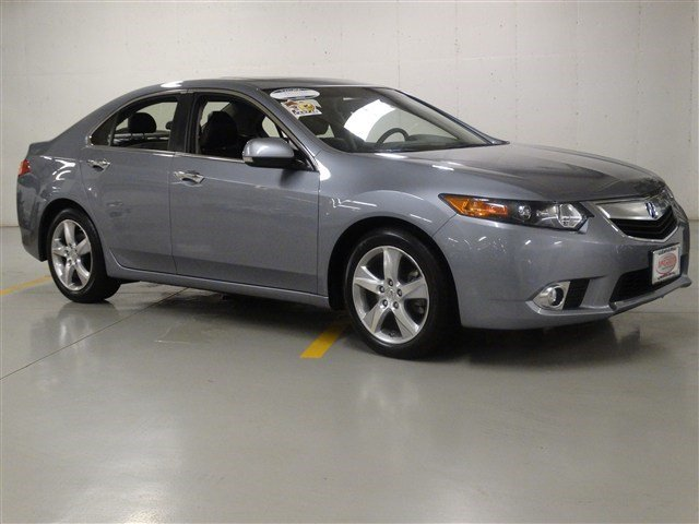 Certified Used Acura TSX Automatic