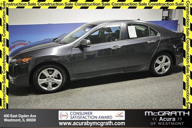 Certified Used Acura TSX Tech Pkg