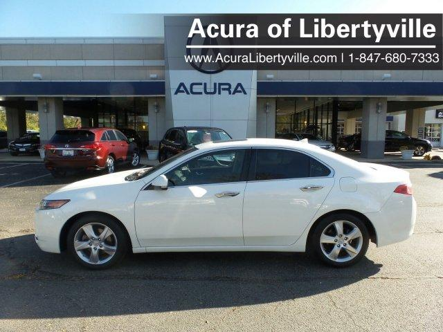 Certified Used Acura TSX 4dr Sdn I4 Auto Tech Pkg