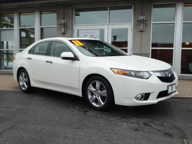 Certified Used Acura TSX Sedan 4D