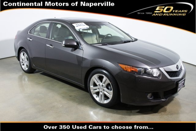 Certified Used Acura TSX Technology